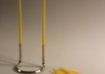 Gemini & Nagel lys 30 stk. gul