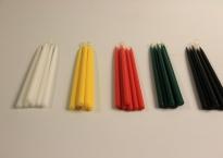 Gemini & Nagel lys 30 stk/5 farver.