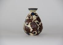 HAK vase med lys bund