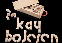 Alfabetklodsern Kay Bojesen