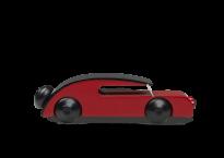 Automobil. 13 cm.