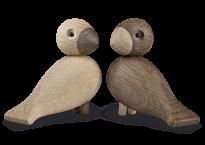 Turtelduer sæt