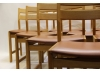 10 Spisebordstole lys eg til fair pris!