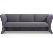 Mondial 3 pers. sofa