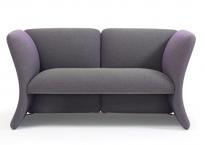 Mondial 2 pers. sofa
