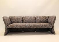 Mondial 3 pers. sofa. Udst. model.