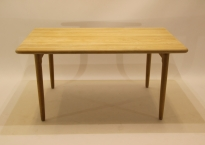 Spisebord, massiv eg. Model 24B
