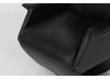 Ato i sort læder, Berg Furniture.
