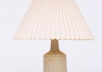 Palshus bordlampe med skærm