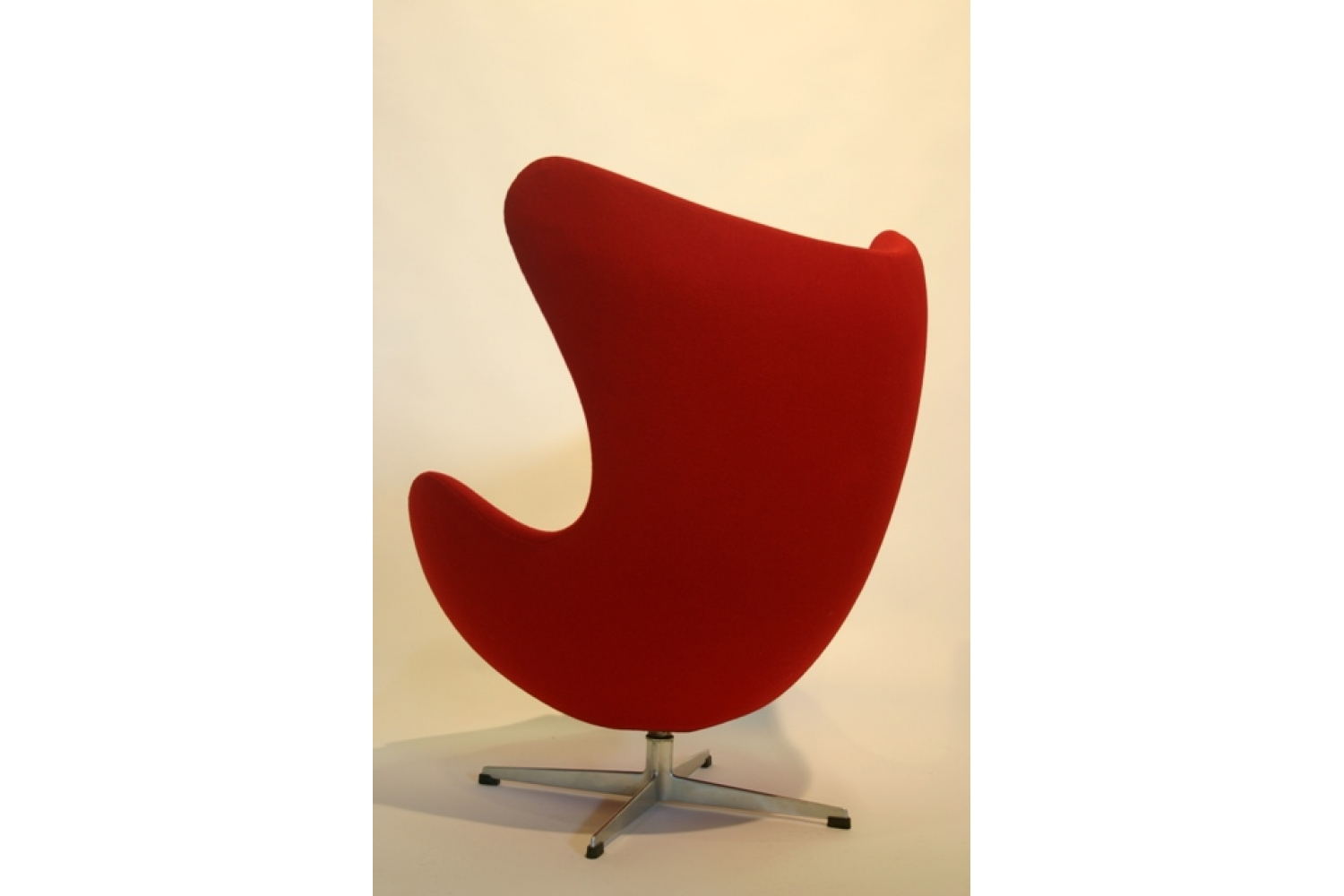 The Egg Chair.Reupholstery Of Egg Chair